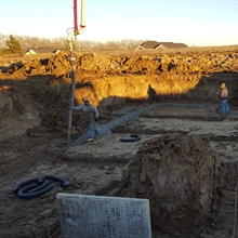 New Footings